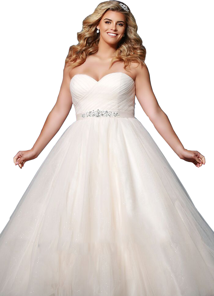 699f4524d4ee We invite you to experience the impeccable styling and perfect fit of one  of our plus size wedding dresses.